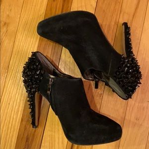 Sam Edelman Studded Spiked booties